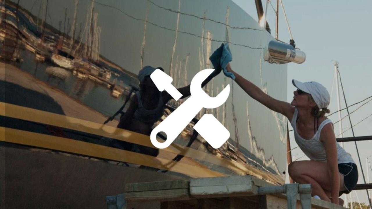 maintenance-du-bateau