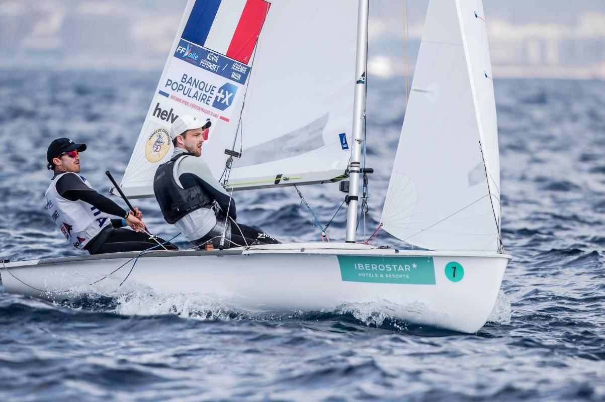 Peponnet et Mion au championnat du monde