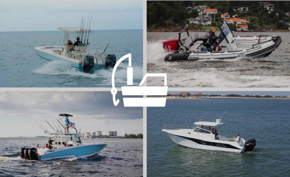 Top bateaux de pêche 2021