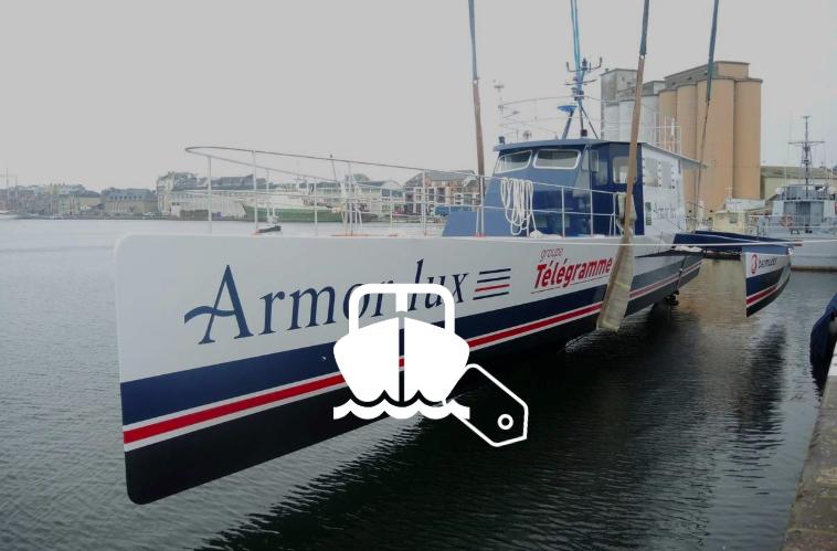 Le nom du bateau
