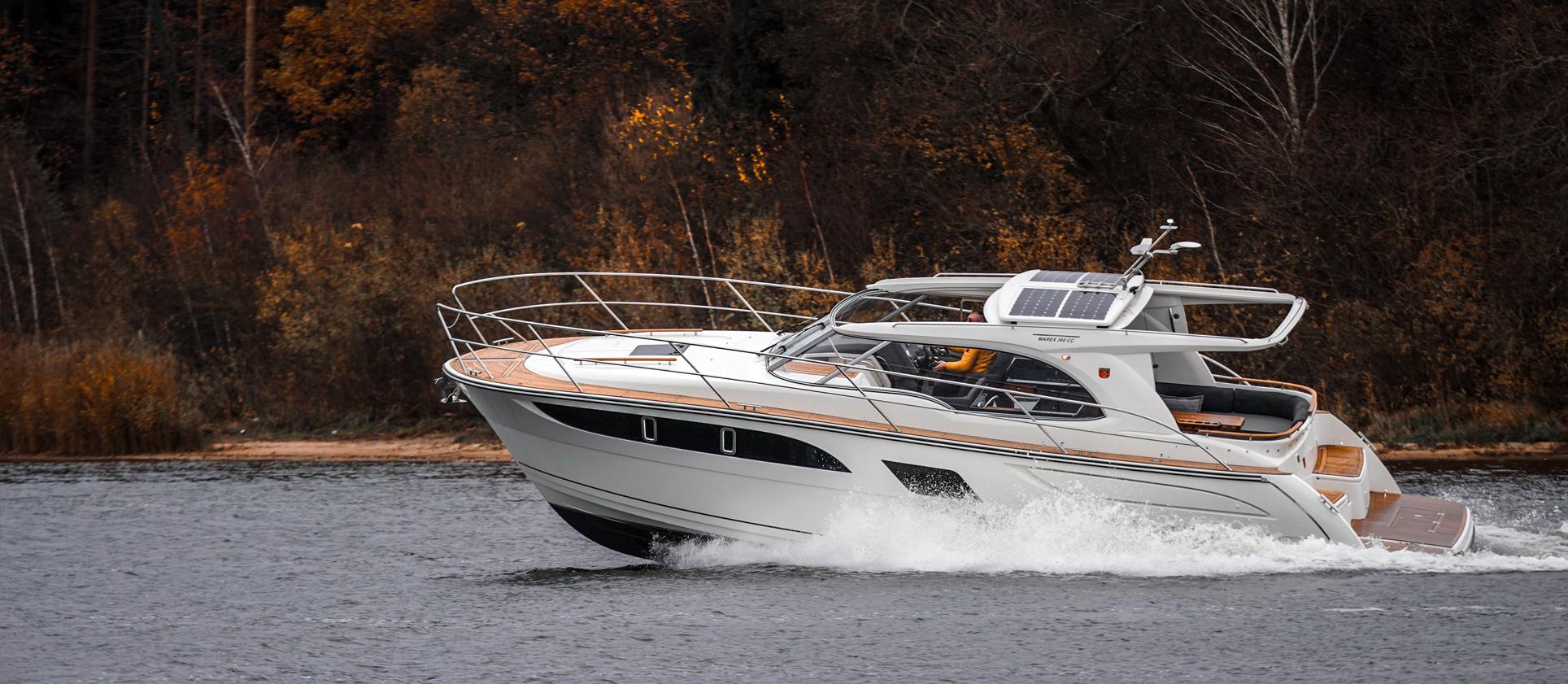 Immatriculation des yachts