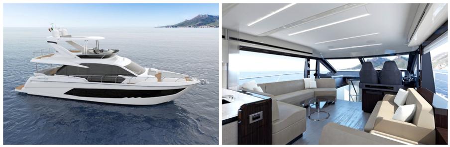 Un yacht formidable qui vaut le détour. (source: Absolute Yacht)