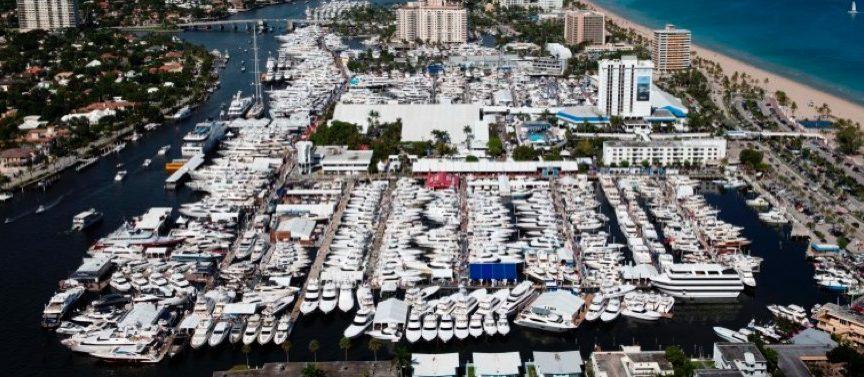 Le salon nautique international de Fort Lauderdale
