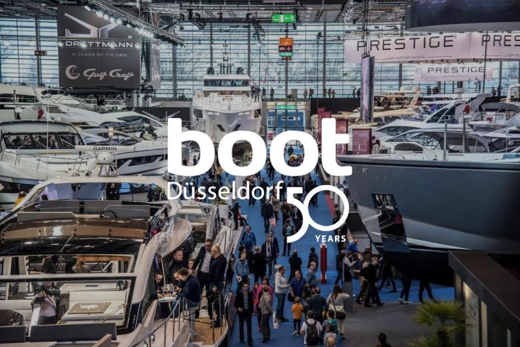 Düsseldorf a accueilli la 50ème édition du salon nautique Boot 2019.