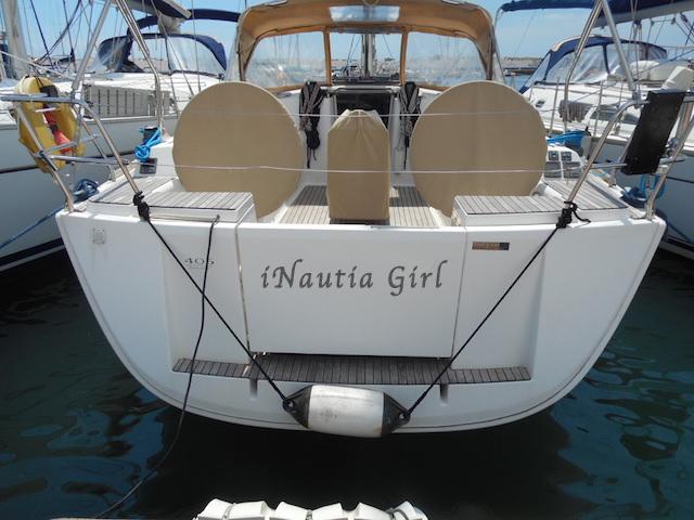 Le bateau iNautia Girl
